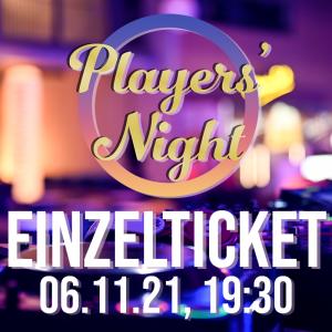 Ticket Players' Night